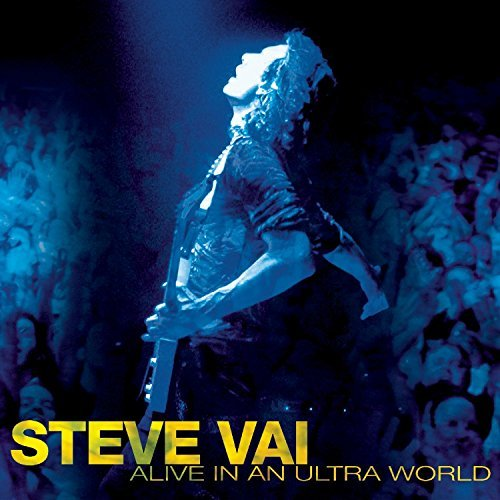 Steve Vai Alive In An Ultra World 2 CD Set