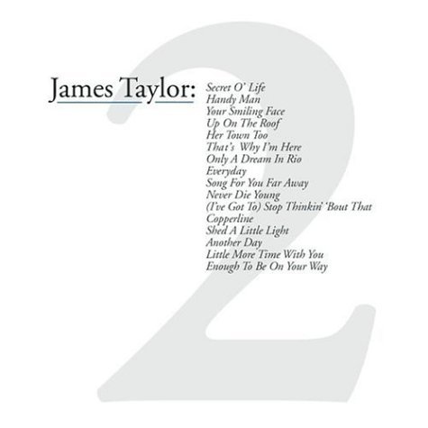 James Taylor Vol. 2 Greatest Hits
