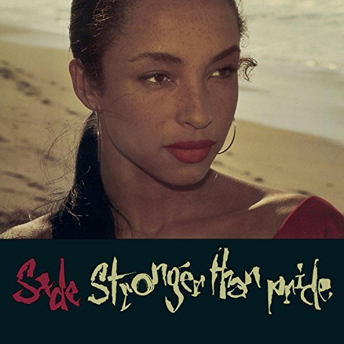 Sade Stronger Than Pride Remastered