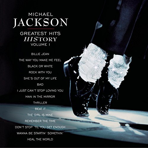Michael Jackson Vol. 1 Greatest Hits History