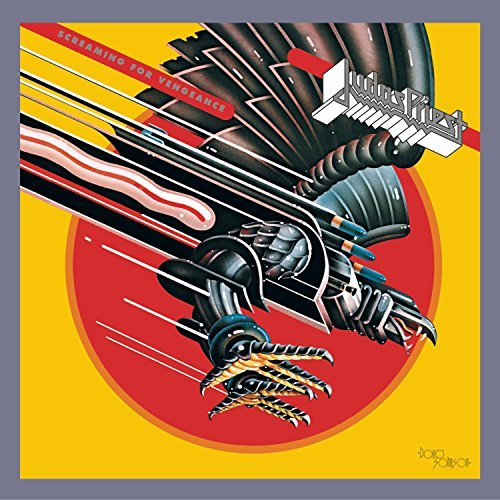 Judas Priest Screaming For Vengeance Remastered Incl. Bonus Tracks