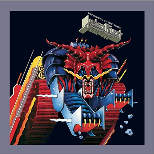 Judas Priest Defenders Of The Faith Remastered Incl. Bonus Tracks