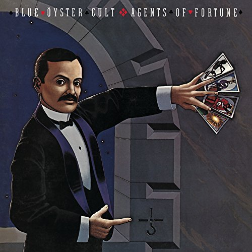 Blue Oyster Cult Agents Of Fortune Remastered Incl. Bonus Tracks