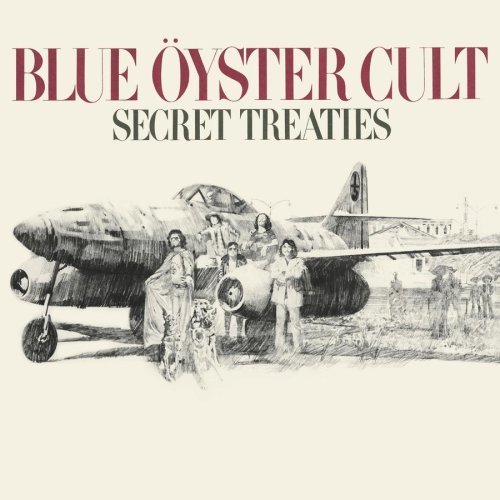 Blue Oyster Cult Secret Treaties Remastered Incl. Bonus Tracks