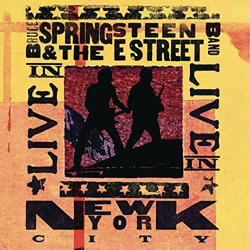 Bruce Springsteen Live In New York 2 CD Set