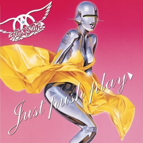 Aerosmith Just Push Play Limited Edition Bonus Track