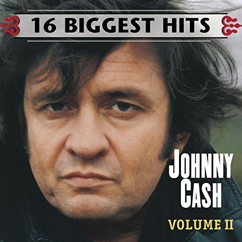 Johnny Cash Vol. 2 16 Biggest Hits