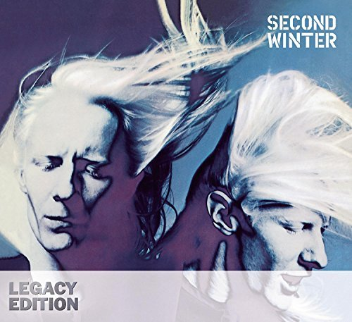 Johnny Winter Second Winter 2 CD Set