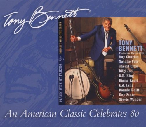 Bennett Tony Playin' With My Friends Benne Feat. Charles Cole Crow Joel King Krall Lang Raitt Starr