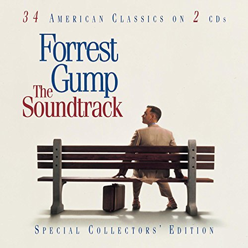 Forrest Gump Special Collector Soundtrack Coll. Ed. 2 CD Set Incl. Bonus Tracks