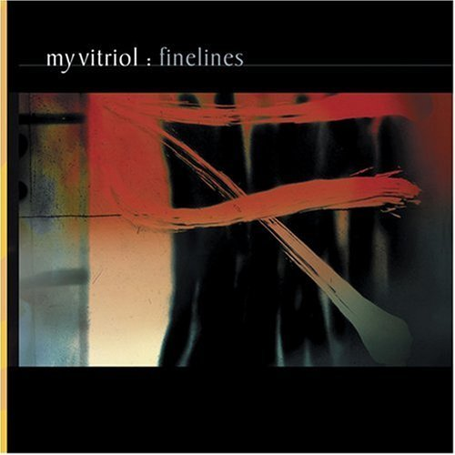 My Vitriol Finelines CD R