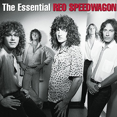 Reo Speedwagon Essential Reo Speedwagon Remastered 2 CD Set