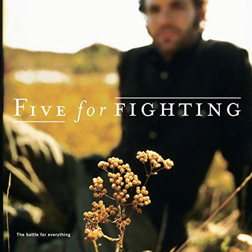 Five For Fighting Battle For Everything
