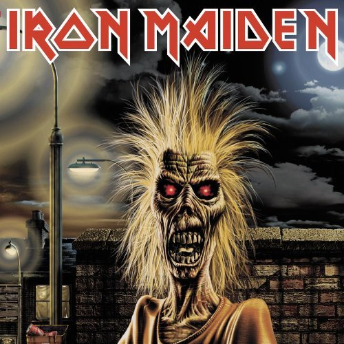 Iron Maiden Iron Maiden Incl. Booklet