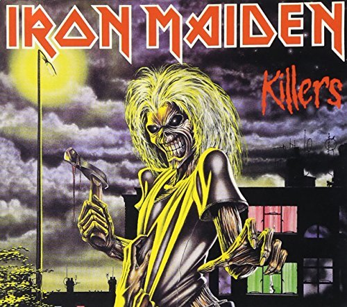 Iron Maiden Killers Incl. Booklet
