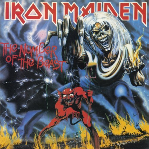 Iron Maiden Number Of The Beast Incl. Booklet