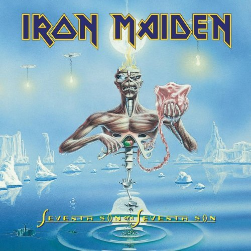Iron Maiden Seventh Son Of A Seventh Son Incl. Booklet