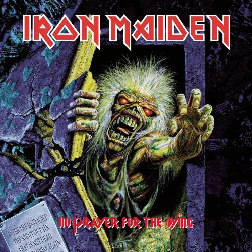 Iron Maiden No Prayer For The Dying Incl. Booklet