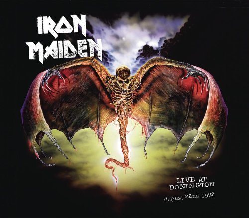 Iron Maiden Live At Donington 2 CD