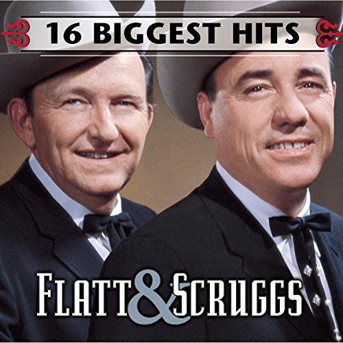 Flatt & Scruggs 16 Biggest Hits This Item Is Made On Demand Could Take 2 3 Weeks For Delivery