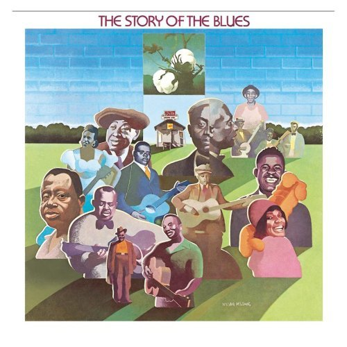 Story Of The Blues Story Of The Blues Patton Leadbelly Smith Glinn 2 CD Set