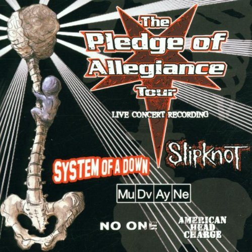 Pledge Of Allegiance Pledge Of Allegiance Explicit Version System Of A Down Slipknot
