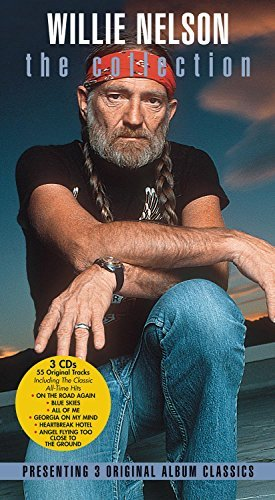 Willie Nelson Stardust One For The Raod Hone 3 CD