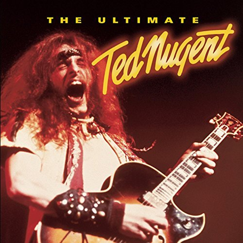 Nugent Ted Ultimate Ted Nugent 2 CD Set