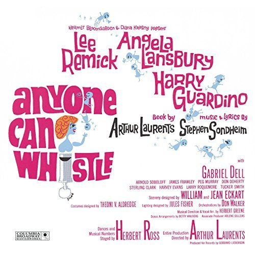 Broadway Cast Anyone Can Whistle