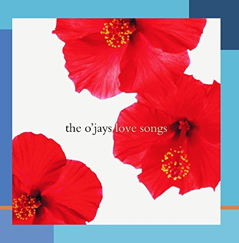 O'jays Love Songs CD R