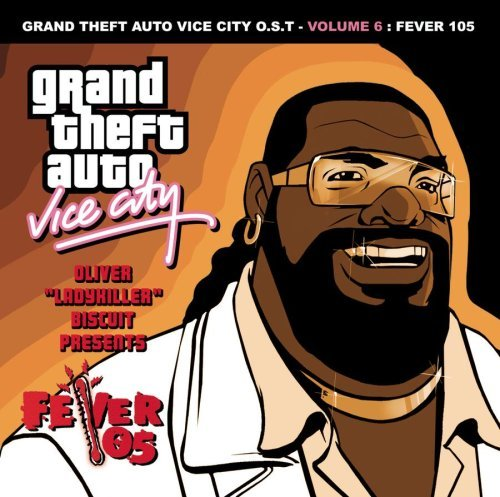 Gta Vice City Vol. 6 Fever 105 Video Game Soundtrack