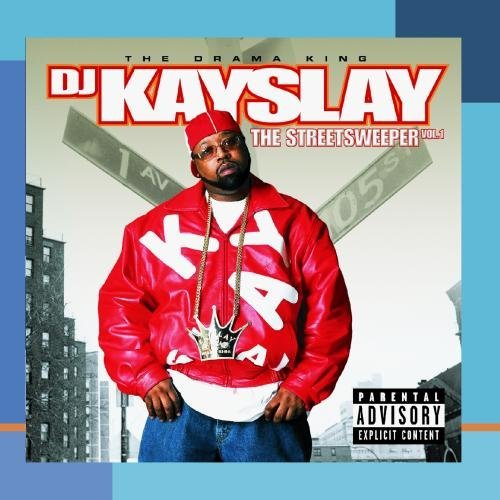Dj Kayslay Vol. 1 Streetsweeper This Item Is Made On Demand Explicit Could Take 2 3 Weeks For Delivery