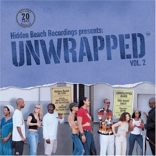 Hidden Beach Recordings Vol. 2 Unwrapped 2 CD