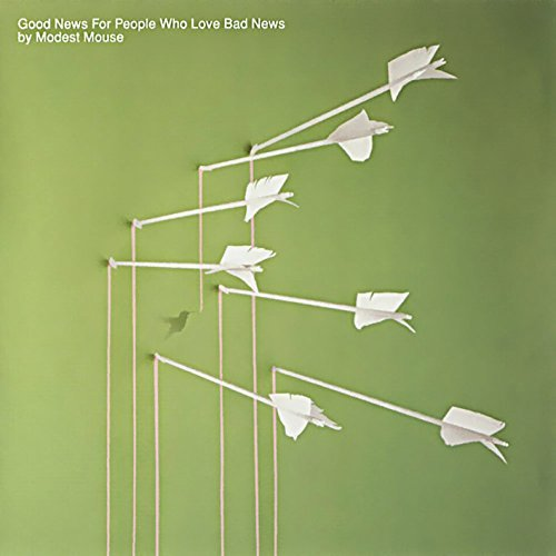 Modest Mouse Good News For People Who Love Explicit Version 2 Lp Set