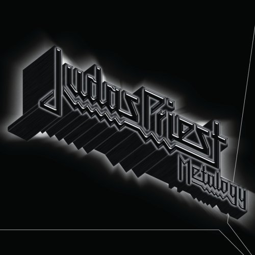 Judas Priest Metalogy 4 CD 1 DVD