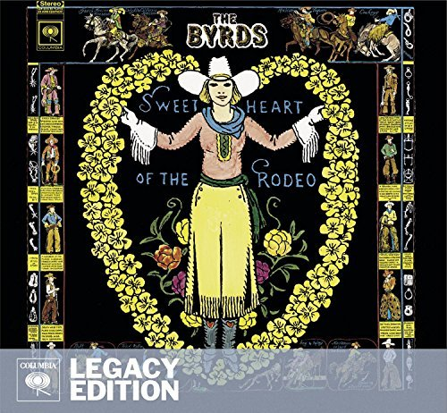 Byrds Sweetheart Of The Rodeo Remastered 2 CD Set