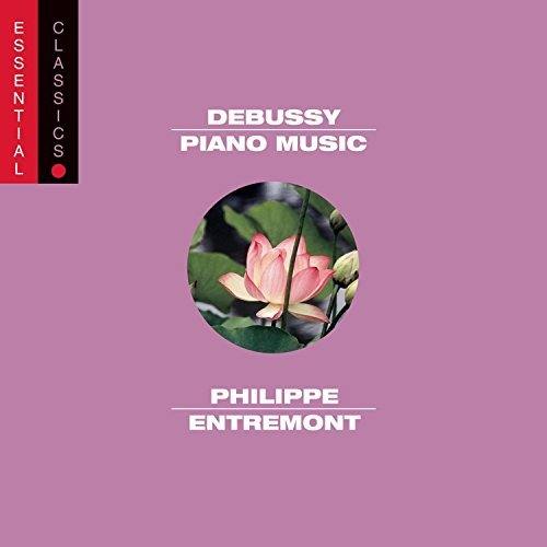 Philippe Entremont Plays Debussy Piano Music Entremont (pno)