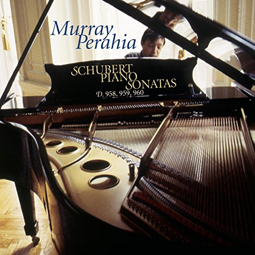 F. Schubert Late Piano Sonatas Perahia*murray (pno)