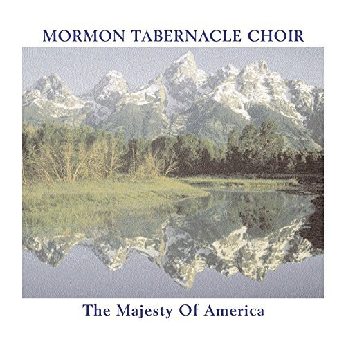 Mormon Tabernacle Choir Majesty Of America 2 CD Set