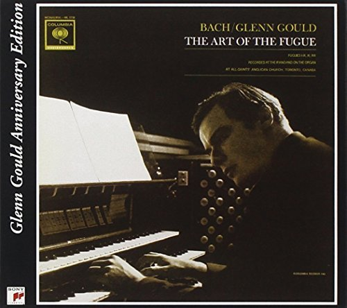 Johann Sebastian Bach Art Of The Fugue Gould*glenn (pno)