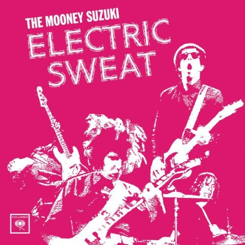 Mooney Suzuki Electric Sweat