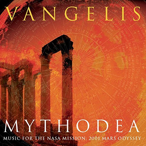 Vangelis Mythodea Music For The Nasa Mi