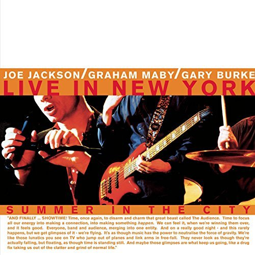 Joe Jackson Summer In The City Live In New