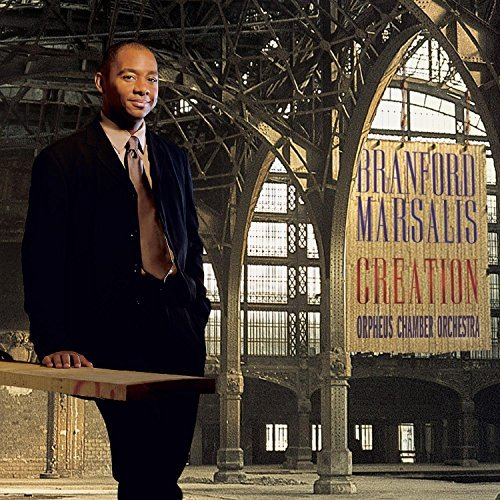 Branford Marsalis Creation Marsalis (sax) Orpheus Co