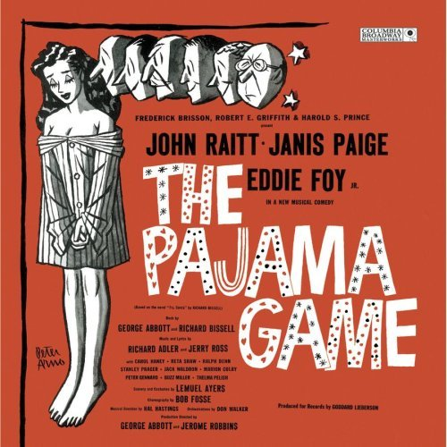 Pajama Game Original Broadway Cast Recordi Remastered