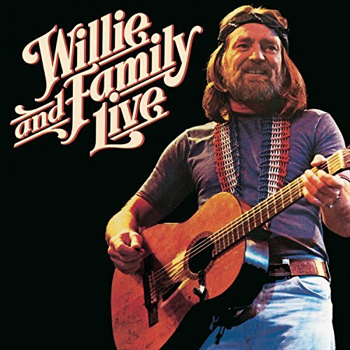 Willie & Family Nelson Willie Nelson & Family Live 2 CD Set