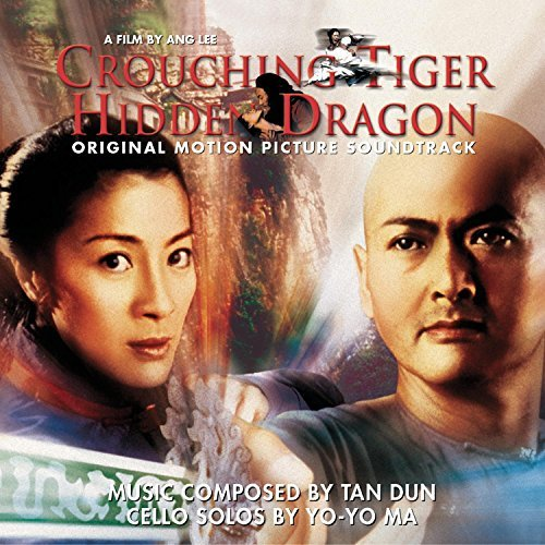 Crouching Tiger Hidden Dragon Score Music By Tan Dun Feat. Yo Yo Ma