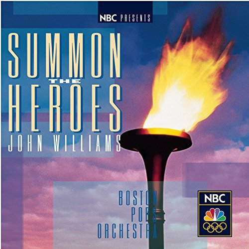 Boston Pops Orchestra Nbc Presents Summon The Heroes Williams Boston Pops Orch
