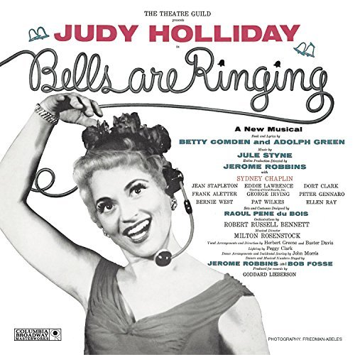 Broadway Cast Bells Are Ringing Incl. Bonus Tracks