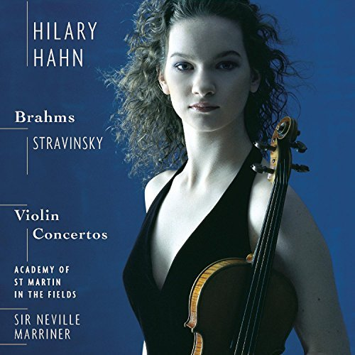 Hilary Hahn Plays Brahms Stravinsky Violin Hahn (vn) Marriner Asmf
